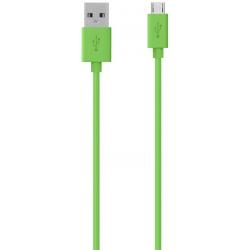 Câble Belkin MIXIT USB vers Micro USB / 2M / Vert