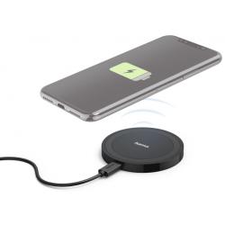 Chargeur sans fil Hama pour Smartphone / Noir