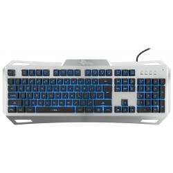 Clavier Gaming rétroéclairé White Shark GK-1623 Gladiator