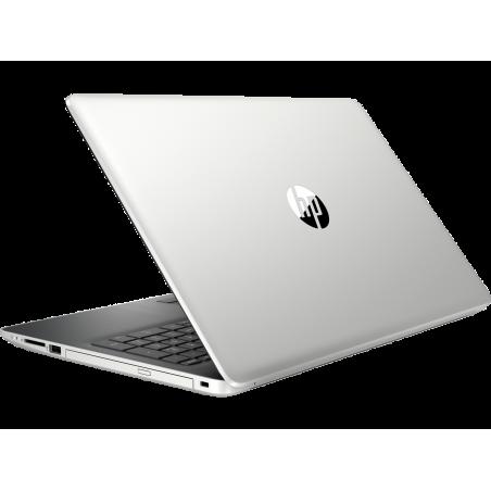 Pc portable HP 15-da1006nk / i7 8è Gén / 8 Go / Silver + SIM Orange Offerte 30 Go