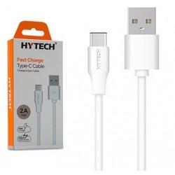 Câble USB vers USB Type C Hytech HY-X100 / 1M