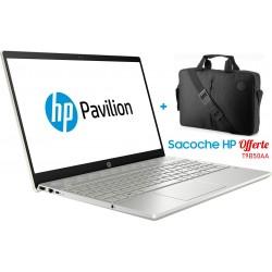 Pc portable HP Pavilion 15-cs1005nk / i7 8è Gén / 8 Go / Silver + SIM Orange Offerte 30 Go