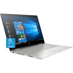 Pc portable HP Envy x360 15-cn1001nk / i5 8è Gén / 8 Go / Silver + SIM Orange Offerte 30 Go
