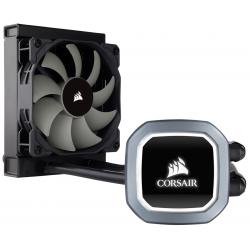 Refroidisseur pour processeur 120 mm Corsair Hydro Series H60 (2018)