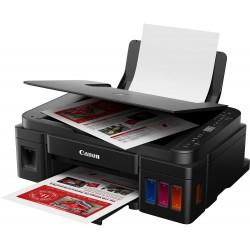 Imprimante à réservoir intégré couleur 3-en-1 Canon PIXMA G3411 / Wifi + Bon d'Achat 20 Dt