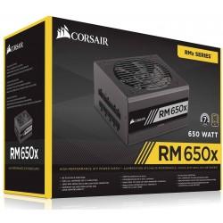 Boite d'alimentation Modulaire Corsair RM650x V2 80PLUS Gold