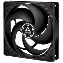 Ventilateur de boîtier pour Gamer Arctic P12 PWM PST CO / Noir