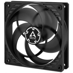 Ventilateur de boîtier pour Gamer Arctic P12 PWM PST / Noir/Transparent