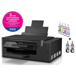 Imprimante EPSON Multifonction Couleur à réservoir intégré ECOTANK ITS L3060 / Wifi / Garantie 3 ans