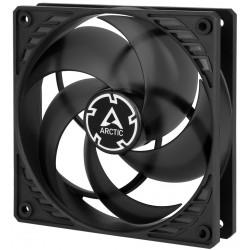 Ventilateur de boîtier pour Gamer Arctic P12 PWM / Noir/Transparent