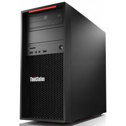 Pc de bureau Station de travail Lenovo ThinkStation P520c / 16 Go