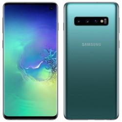 Téléphone Portable Samsung Galaxy S10 / Bleu + SIM Offerte