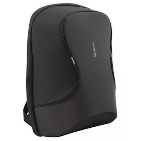 "Sac à dos pour pc Portable 15.6"" SBOX NSE-3721 Florida / Noir"