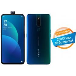 Téléphone Portable Oppo F11 Pro / 4G / Double SIM / Vert + SIM Orange Offerte (60 Go) + Abonnement IPTV