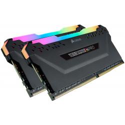 Barrette mémoire Corsair Vengeance RGB PRO 32 Go (2x 16 Go) DDR4 DIMM 3200MHz CL16
