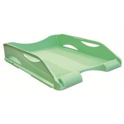Corbeille à courrier ARDA - A4 / Vert pastel