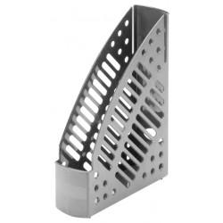 Porte-revues en plastique opaque Faibo 150 / Gris