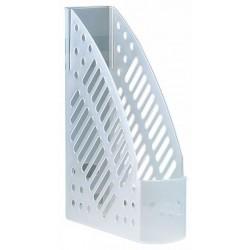Porte-revues en plastique transparent Faibo 150T / Cristal