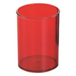Porte-stylos Faibo en plastique / Rouge
