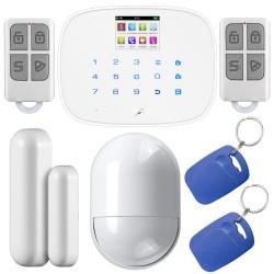 Système d'alarme GSM KERUI KR-G19