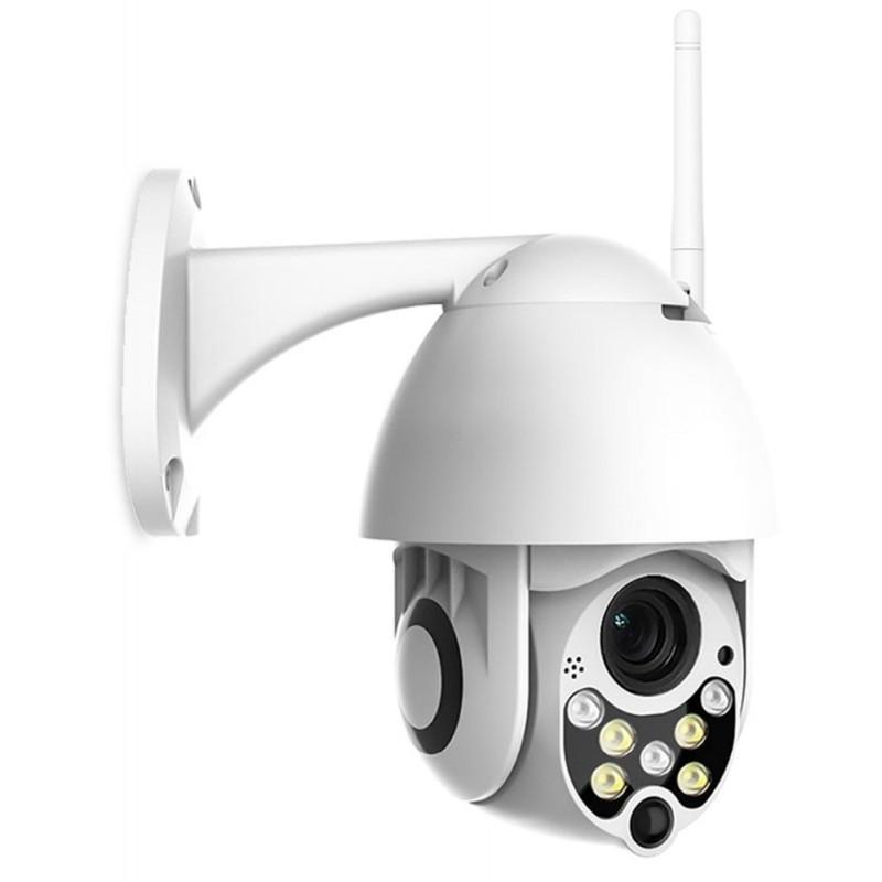Camera Ip Dome Cctv Onvif Mipvision Xt R01cjw Wifi