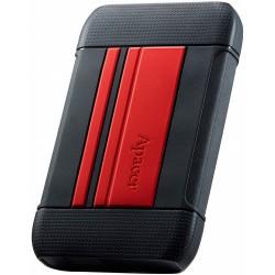 Disque Dur Externe Antichoc Apacer AC633 / 2 To / USB 3.1 / Rouge