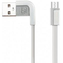 Câble Remax USB vers Micro USB / Blanc