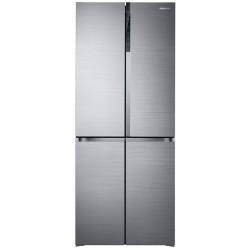 Réfrigérateur Samsung Multi Portes avec technologie Triple Cooling RF50 / 486L / Silver