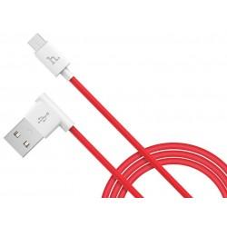 Câble USB vers Micro USB Hoco UPM10 / Rouge