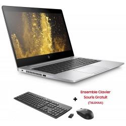 Pc Portable HP EliteBook 830 G5 / i7 8è Gén / 16 Go + Ensemble Clavier Souris Offert + SIM Orange Offerte 30 Go