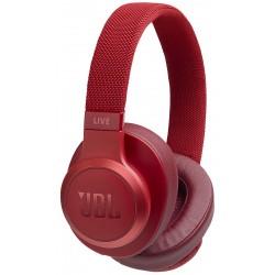 Casque sans fil Bluetooth  JBL LIVE 500BT / Rouge