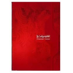 Cahier piqué Calligraphe 7000 21x29,7 140p séyès 70g