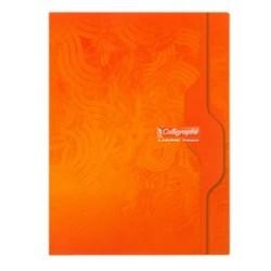 Cahier piqué Calligraphe 7000 24x32 140p séyès 70g