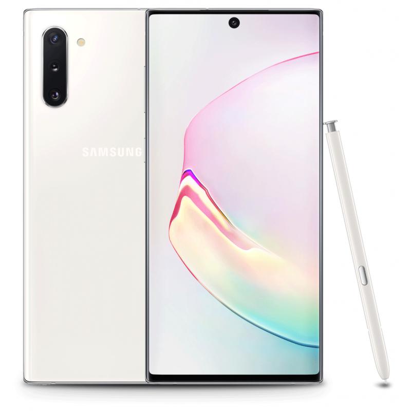Samsung Galaxy Note 10 / Blanc - SM-N970F/DS-WH