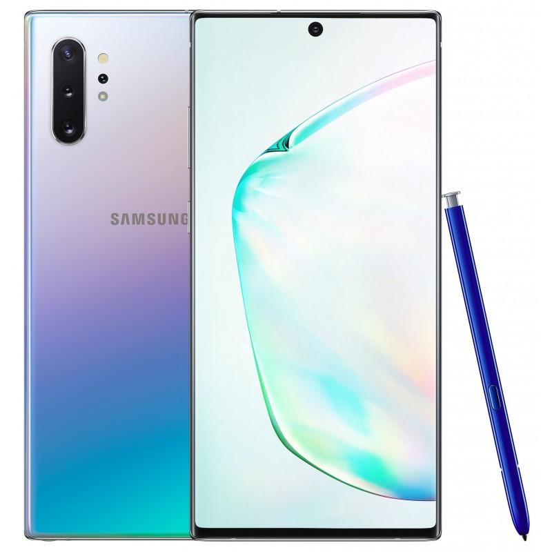 Samsung Galaxy Note 10+ / Silver - SM-N975F/DS-SL