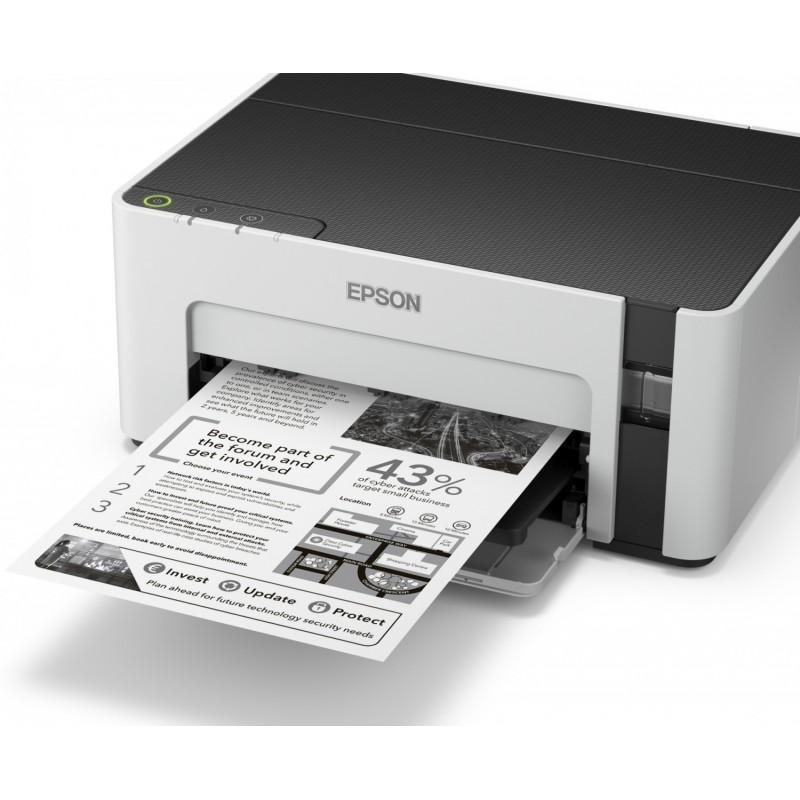 imprimante monochrome ecotank epson