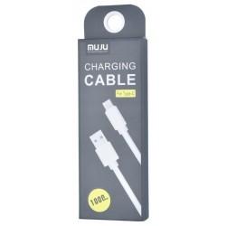 Câble MUJU MJ-56 USB vers USB Type C 2A