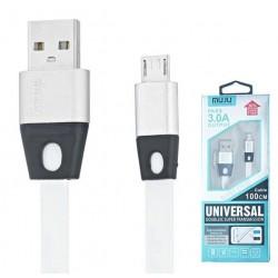 Câble MUJU MJ-25 USB vers Micro USB 3A