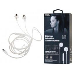 Écouteurs avec Micro MUJU M1 / Type C