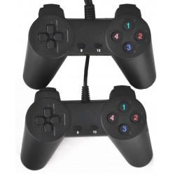 Manette de Jeux USB Double Simple LT-22