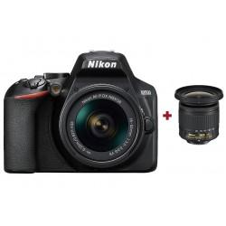 Réflex Numérique Nikon D3500 + Objectif AF-P DX NIKKOR 10-20mm f/4.5-5.6G VR