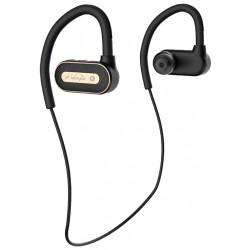Écouteurs sans fil Bluetooth Sport koniycoi SK1 / Noir & Gold