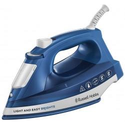 Fer à Repasser Vapeur Russell Hobbs Light & Easy Brights Saphir / 2400W