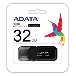 Clé USB Adata UV240 / 32 Go / Noir