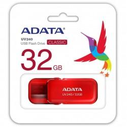 Clé USB Adata UV240 / 32 Go / Rouge