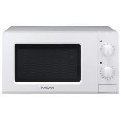 Micro-onde DAEWOO KOR-6617 / 20L / Blanc
