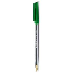 Stylo à bille Staedtler Stick 430 / 0.35mm / Vert