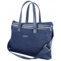 "Sacoche femme pour Pc Portable 15.6"" Promate Roxy-LD / Bleu"