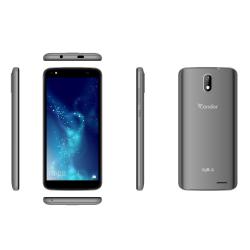 Téléphone Portable Condor Griffe T6 / 3G / Double SIM / Bleu + SIM Offerte (40 Go)