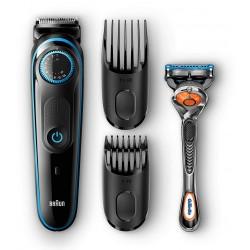 Tondeuse à barbe Braun BT5040 / Noir